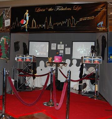 Telego Tradeshow Booth
